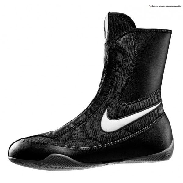 new concept 3b4e2 3c0ba Nike Machomai Mid Black