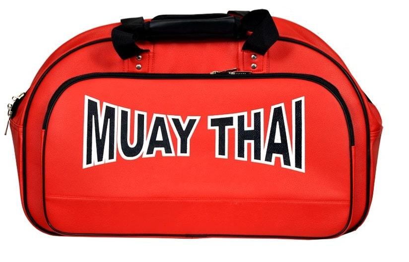 Muay Thaï De Sac Thai Rouge Sport X Asia vwTqzx48